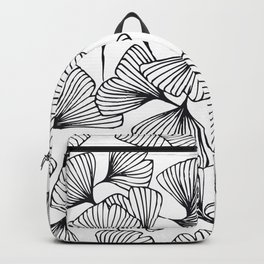 Botanical Outlines | Ginkgo wild Backpack