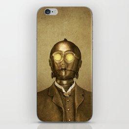 Baron Von Three PO iPhone Skin