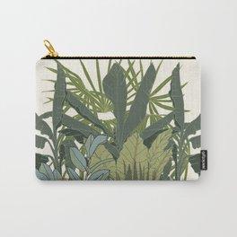 Just Botanicals - Tropical Plants Assemble Carry-All Pouch