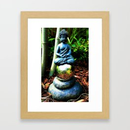 Zen Framed Art Print