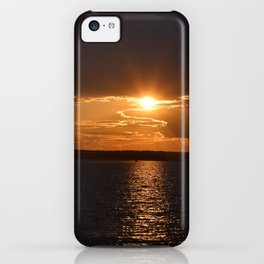 Ocean City, Maryland Series - Sunset iPhone Case