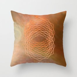 Geometrical 005 Throw Pillow
