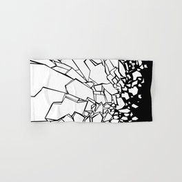 Broken II Hand & Bath Towel