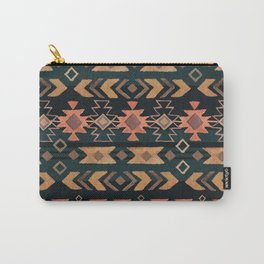 New Moon Boho Tribal Carry-All Pouch