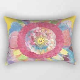 FlowerWaltz03 Rectangular Pillow
