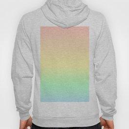 Pastel Rainbow Pattern Hoody