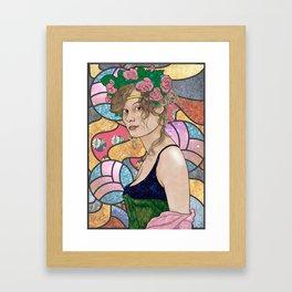Deco Chic Framed Art Print