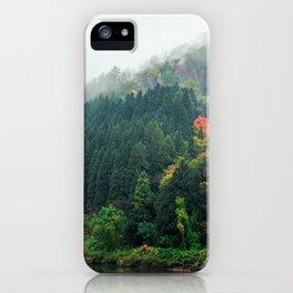 Autumn Adventure iPhone Case