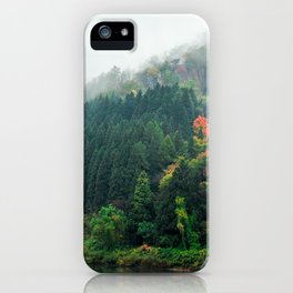 Autumn Adventure iPhone Case