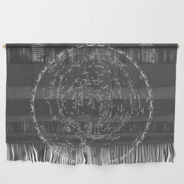 Star Map Wall Hanging