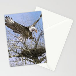 The Arrival Stationery Cards