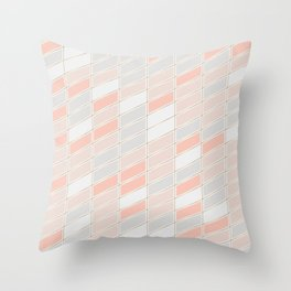 Pattern Rose 1 Throw Pillow