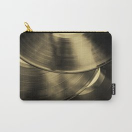 Vintage Vinyl II Carry-All Pouch