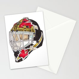 Beaupre - Mask 2 Stationery Cards