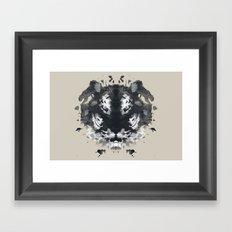 The Secret Jungle Framed Art Print