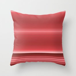 Distressing Gum Throw Pillow