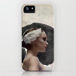 Nina Sayers / Black Swan iPhone Case