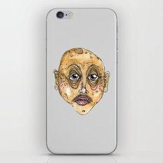old man 1 iPhone & iPod Skin