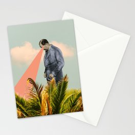 Behind the scene Stationery Cards