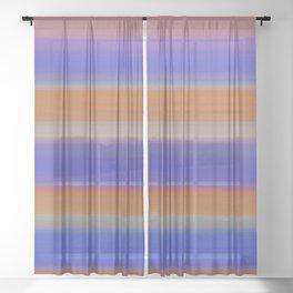 Varied Art 38 Sheer Curtain