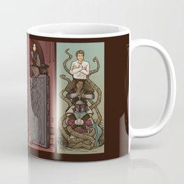 The Haunted Galaxy Coffee Mug
