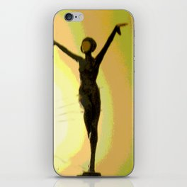 Deco Dance iPhone Skin