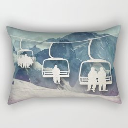 Lift Me Up Rectangular Pillow