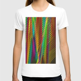 Feathers in Abstract T-shirt