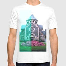 Cracked church... T-shirt