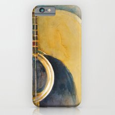 Martin Accoustic Guitar  new proportion iPhone 6s Slim Case