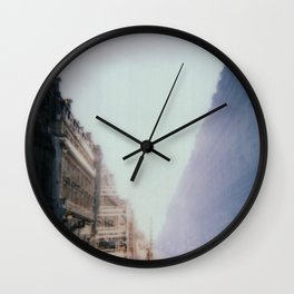 Paris Surréaliste Wall Clock