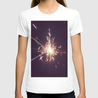 fireworks T-shirts featuring Fireworks by Machiine