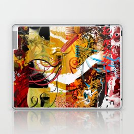 Exquisite Corpse: Round 5 Laptop & iPad Skin