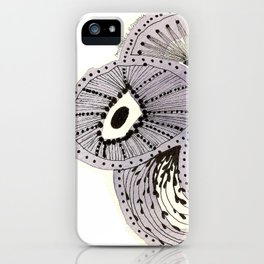SEA FLOWERS iPhone Case
