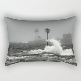 Annisquam Lighthouse Rectangular Pillow