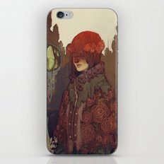 Hidden Gems  iPhone & iPod Skin