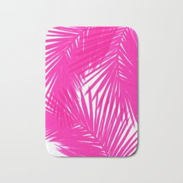 Palms Fuchsia Bath Mat