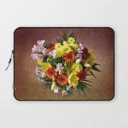 Bouquet Flowers Laptop Sleeve