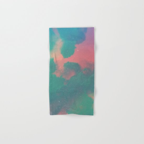 Interstellar Cloud Hand & Bath Towel
