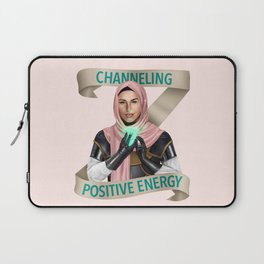 Cleric: Channeling Positive Energy Laptop Sleeve