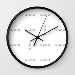 hands together Wall Clock