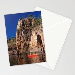 Katherine Gorge Stationery Cards