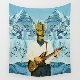 Gemstone head I Wall Tapestry