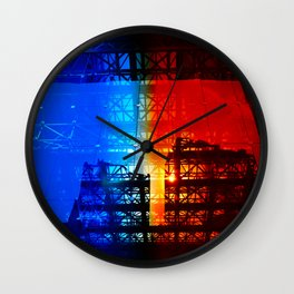 The Fever Wall Clock