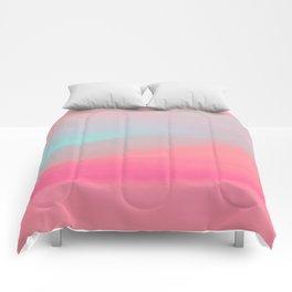 Rose Quartz Haze Comforters