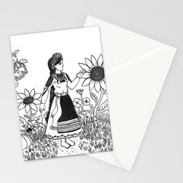 The Warmth of South Stationery Cards