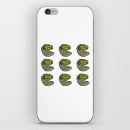 Prince Froggy iPhone Skin