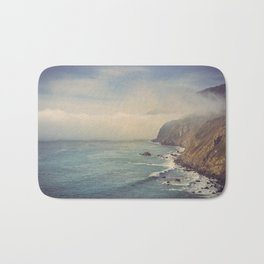 Big Sur Coast Bath Mat