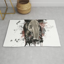 Baird's Tapir Rug