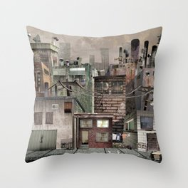 Home is where your heart is. Throw Pillow